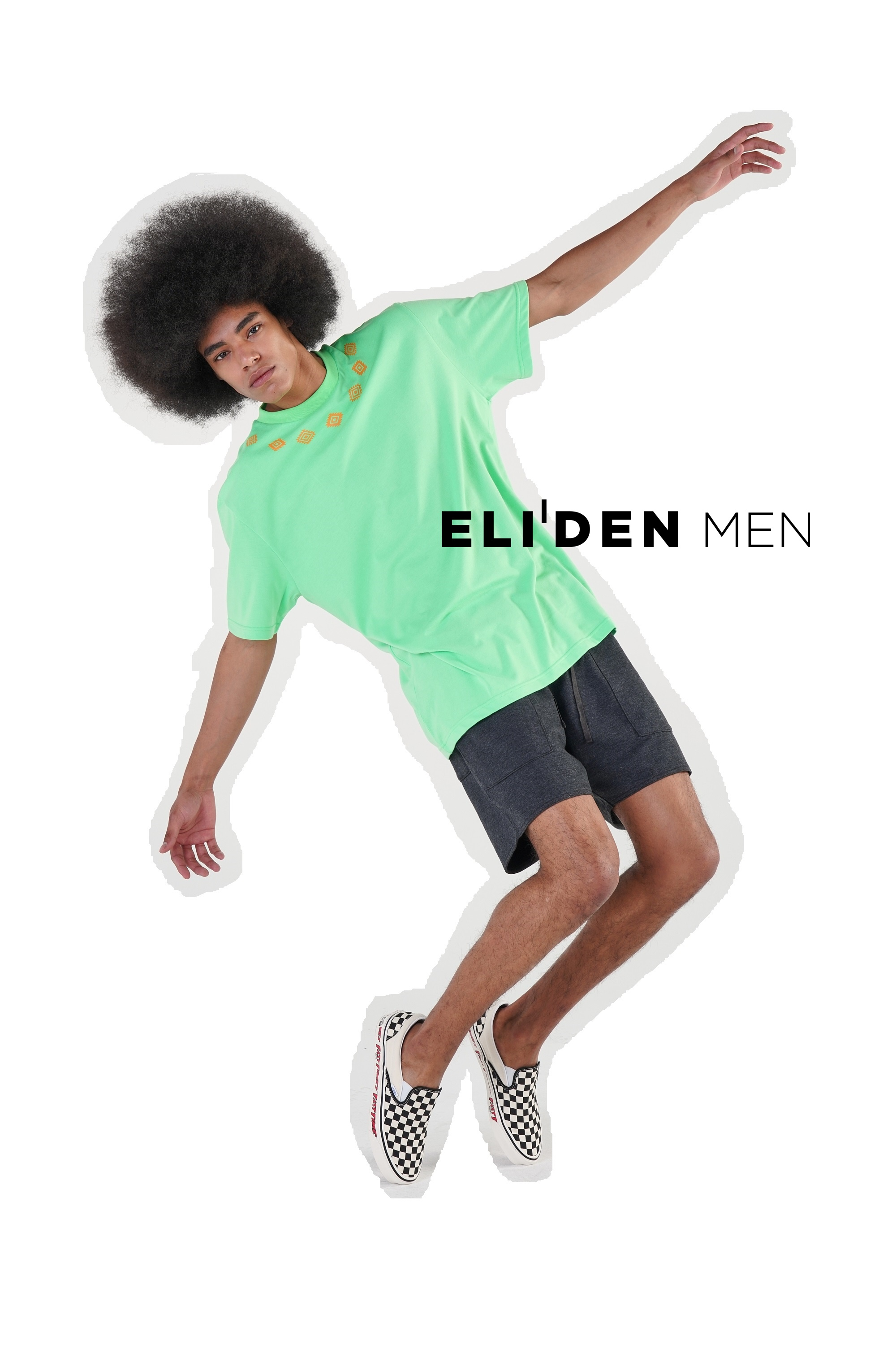 ELIDENMEN 20 S/S LOOKBOOK 1